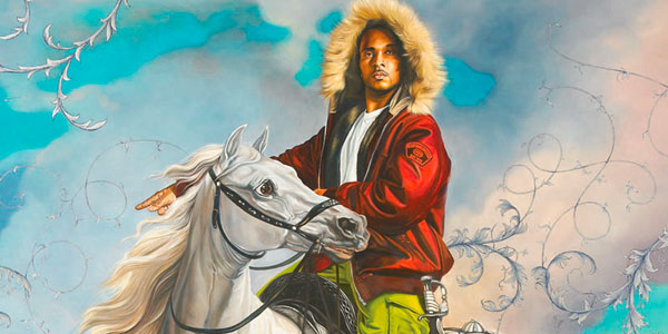 FOCUS: Kehinde Wiley