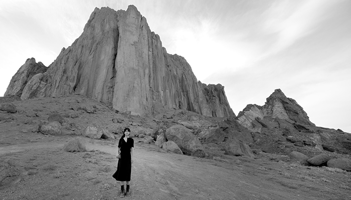 Exhibitions - Shirin Neshat: I Will Greet the Sun Again