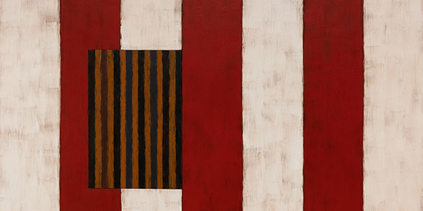 Sean Scully, Pale Fire 1988
