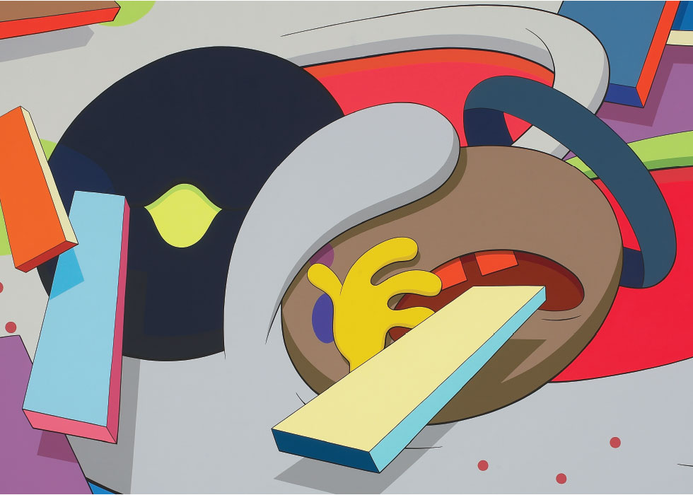 Image result for kaws midnight