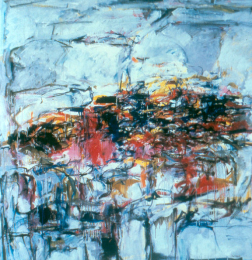 05d85d679072 The Paintings of Joan Mitchell